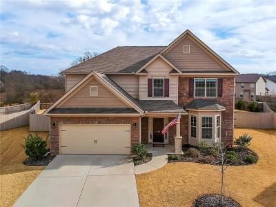 Easley Single Family Home For Sale: 412 Rowley Court