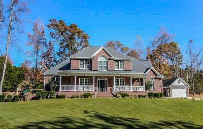 Oconee County Single Family Home For Sale: 219 Long Bay Drive