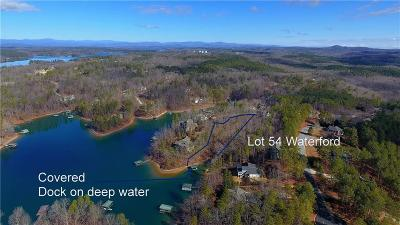 Residential Lots & Land For Sale: Lot 54 Waterford