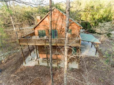 Anderson County, Oconee County, Pickens County Single Family Home For Sale: 125 Rivershores Road