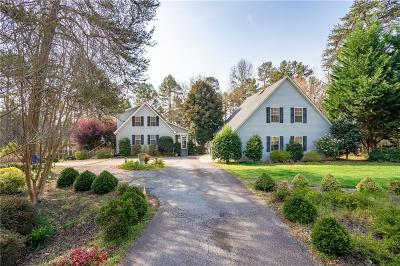 Anderson County, Oconee County, Pickens County Single Family Home For Sale: 241 Riverlake Road
