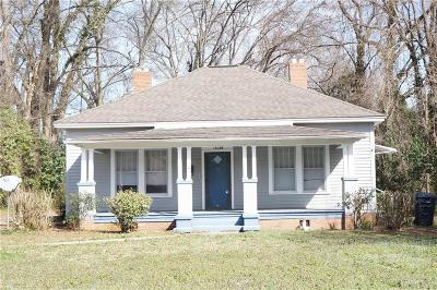Anderson SC Multi Family Home Contract-Take Back-Ups: $56,500