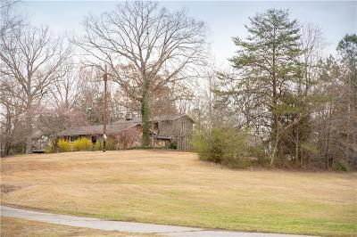 Oconee County Single Family Home For Sale: 221 Lusk Road