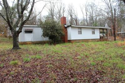 Easley Mobile Home For Sale: 1061 Lathem Road