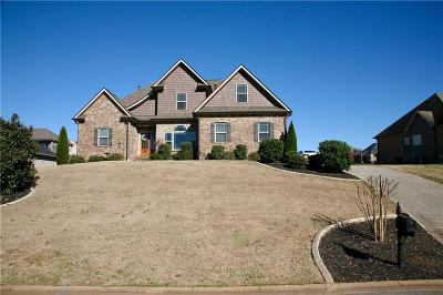 Anderson Single Family Home For Sale: 1016 Tuscany Drive