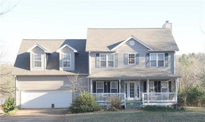 Townville Single Family Home For Sale: 282 Penny Lane