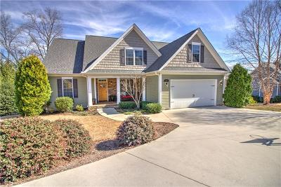 Oconee County Single Family Home For Sale: 705 Barnes Road