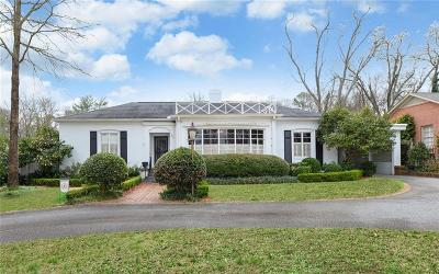 Anderson Single Family Home For Sale: 307 North Street Street