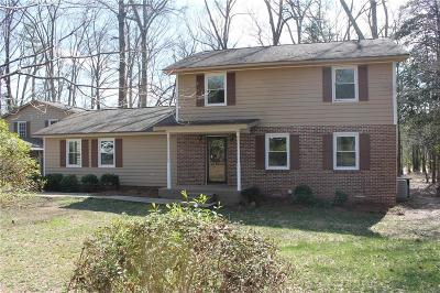 Single Family Home For Sale: 1705 McClellan Road