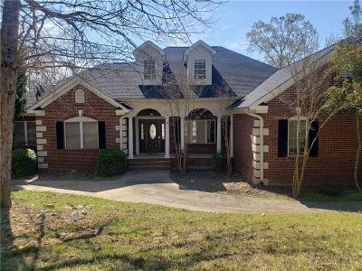 Anderson County, Oconee County, Pickens County Single Family Home For Sale: 108 Gates Cove Drive