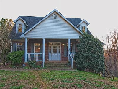 Pickens County Single Family Home For Sale: 218 Pinedale Road