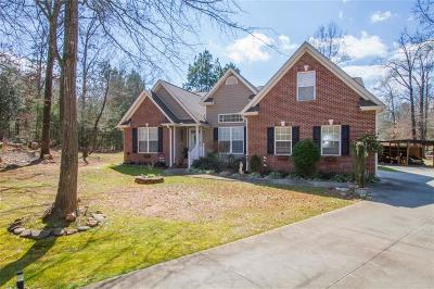 Single Family Home For Sale: 107 Richland Cove Road