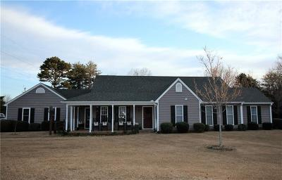 Single Family Home For Sale: 222 Valley Creek Drive
