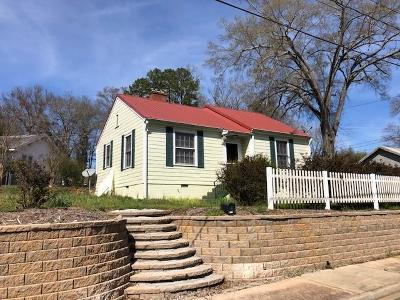 Anderson Single Family Home For Sale: 715 E Orr Street