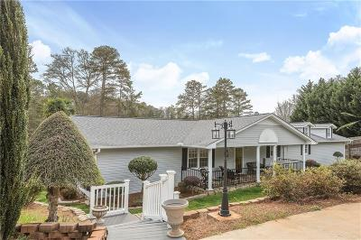 Anderson Single Family Home For Sale: 415 Green Pond Road