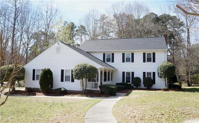 Anderson SC Single Family Home Contract-Take Back-Ups: $282,500