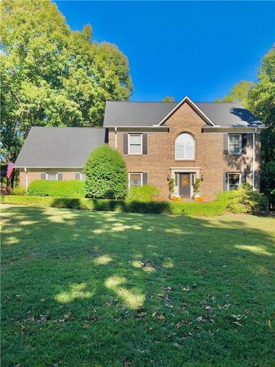 Anderson County Single Family Home For Sale: 223 Lancaster Drive