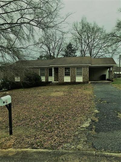 Abbeville County Single Family Home For Sale: 113 Moore Street
