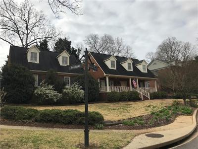 Greenville Single Family Home For Sale: 159 Marshall Bridge Drive