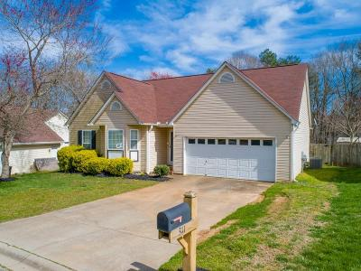 Simpsonville Single Family Home For Sale: 311 S Sandy Brook Way