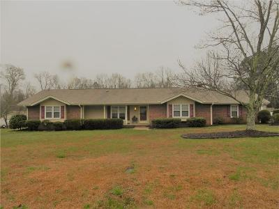 Anderson Single Family Home For Sale: 104 Concord Circle