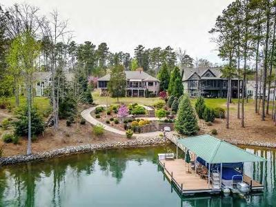 Oconee County, Pickens County Single Family Home For Sale: 125 Abaco Lane