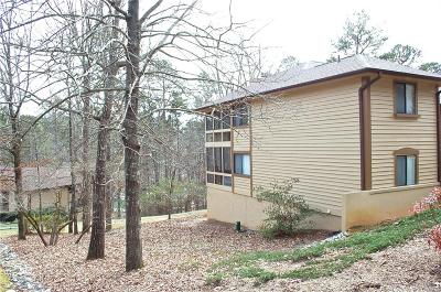 Oconee County, Pickens County Condo For Sale: 126 E Blue Heron Drive