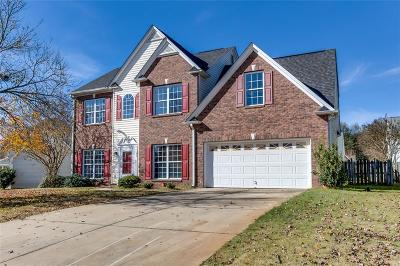 Easley Single Family Home For Sale: 105 Long Wood Lane