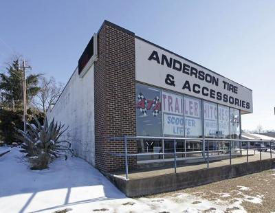 Anderson Commercial For Sale: 904 N Main Street