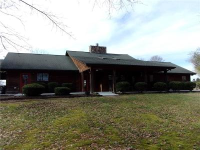Clemson, Central Single Family Home For Sale: 3481 Six Mile Highway