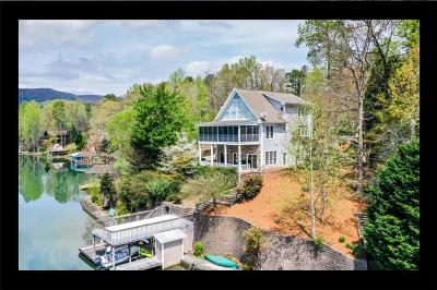 Oconee County Single Family Home For Sale: 255 Jumping Branch Road