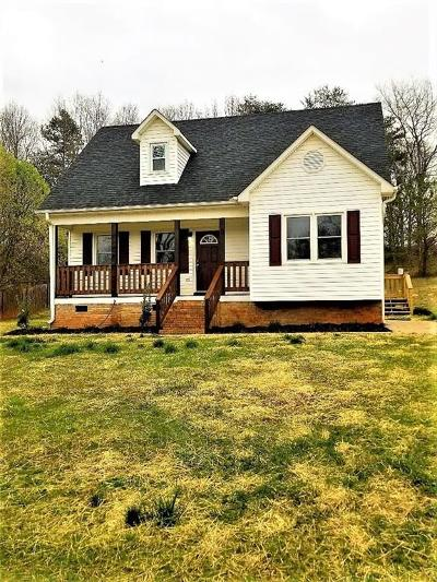 Liberty Single Family Home For Sale: 332 Springdale Avenue