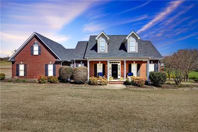 Anderson County Single Family Home For Sale: 107 Clover Patch Way