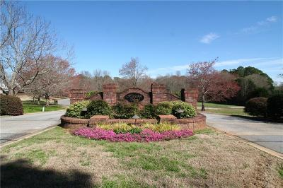 Belton SC Residential Lots & Land For Sale: $72,000