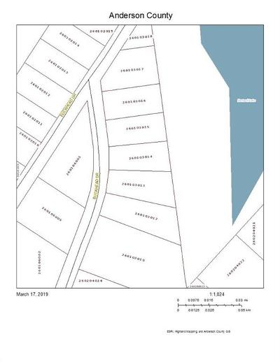 Townville Residential Lots & Land For Sale: 134 Buckhead Drive