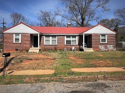 Anderson Multi Family Home For Sale: 208 Arlington Avenue