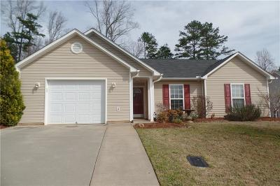 Easley Single Family Home For Sale: 204 Fledgling Way