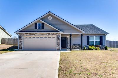 Anderson County Single Family Home For Sale: 2 Robin Drive
