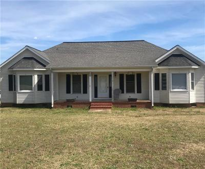 Anderson County Single Family Home For Sale: 205 Shaw Road