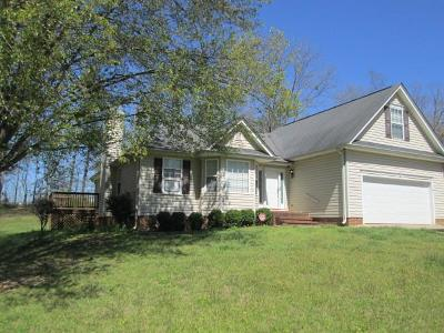 Anderson County Single Family Home For Sale: 133 Coachman Drive