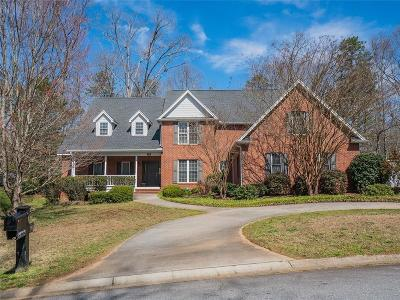 Pickens County Single Family Home For Sale: 100 Magnolia Way Magnolia Way
