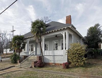 Anderson Commercial For Sale: 601 N Fant Street