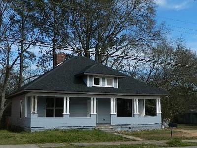 Anderson Single Family Home For Sale: 1511 S Main Street