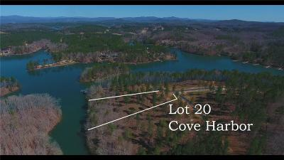 Residential Lots & Land For Sale: Lot 20 Cove Harbor