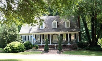 Anderson Single Family Home For Sale: 102 Carter Oaks Drive