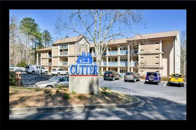 Oconee County, Pickens County Condo For Sale: 487 Tall Ship #325 Drive