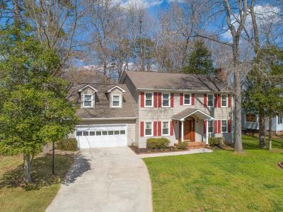 Simpsonville Single Family Home For Sale: 412 Spring Meadow Road