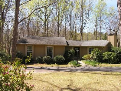 Clemson, Central Single Family Home Contract-Take Back-Ups: 324 Wellington Way