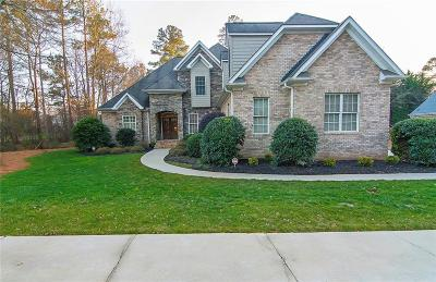 Simpsonville Single Family Home For Sale: 105 Ebenway Lane