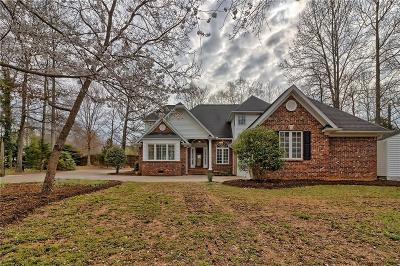Pickens County Single Family Home For Sale: 103 Andrews Corner